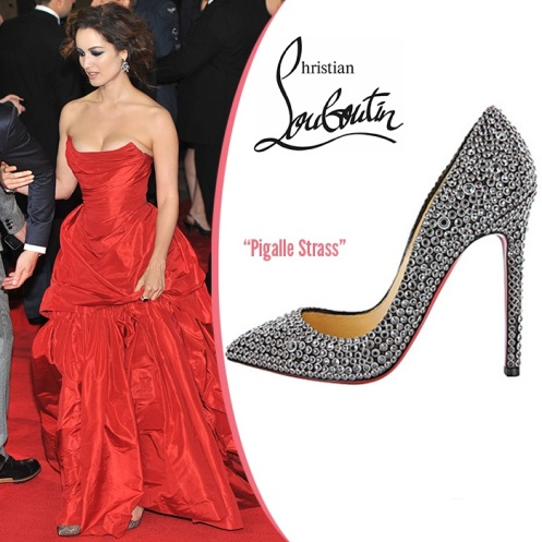 Christian Louboutin outlet pigalle